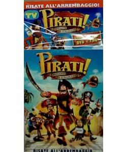Pirati! Briganti da strapazzo - Risate all'arrembaggio (DVD)
