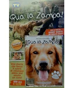 Qua la zampa! - Com òa voce di Gerry Scotti (DVD)