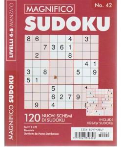 Magnifioo Sudoku n. 42 - bimestrale - livelli 4-5 avanzato