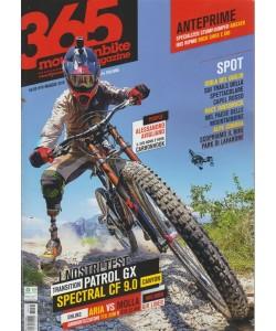 365 Mountain Bike Magazine n. 76 - mensile maggio 2018