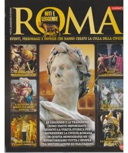 Bbc History Dossier - Roma n. 10 - bimestrale - maggio/giugno 2018 - miti e leggende di Roma