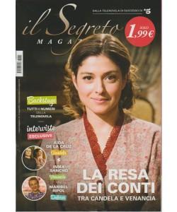 Il Segreto Magazine - mensile n. 45 Maggio 2018 - dalla Telenovela di Canale 5