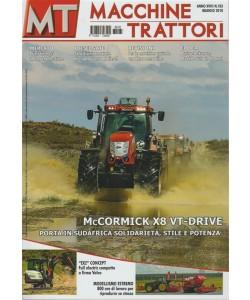 MT Macchine Trattori - mensile n. 183 Maggio 2018 McCormick X8 VT-Drive