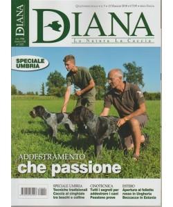 Diana: La Natura La Caccia - Quattordicinale n. 9 - 12 maggio 2018
