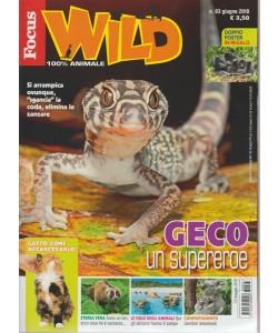 n. 83 - giugno 2018 - Focus Wild