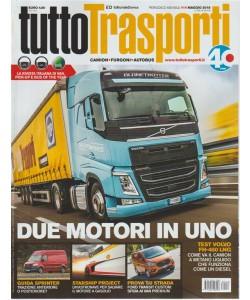 Tutto Trasporti n. 416 - periodico mensile - maggio 2018