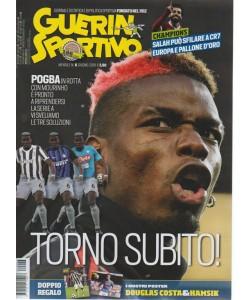 Guerin Sportivo - n. 6 - mensile - giugno 2018 -