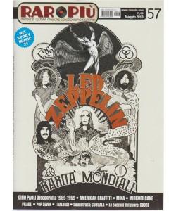 Raropiu' - Led Zeppelin n. 57 - 7 maggio 2018 -