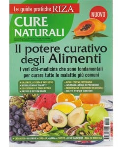 Le Guide Pratiche Riza - Cure naturali n. 4 - bimestrale - maggio/giugno 2018 -