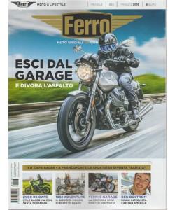 Ferro - Esci Dal Garage n. 33 - maggio 2018 - mensile