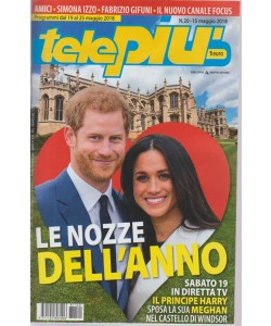 Telepiu'* -  N. 20 - 15 maggio 2018 -
