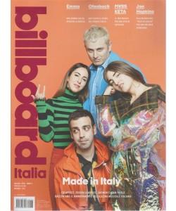 Billboard - n. 6 - mensile - maggio 2018