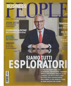 Business People - n. 5 - mensile - maggio 2018