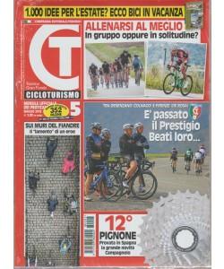 CT Cicloturismo Tecnica Gran Fondo  - maggio 2018 -  n. 362 -  mensile
