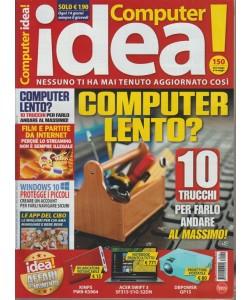 Il Mio Computer Idea! - quattordicinale n. 160 - 3 Maggio 2018 Computer lento?