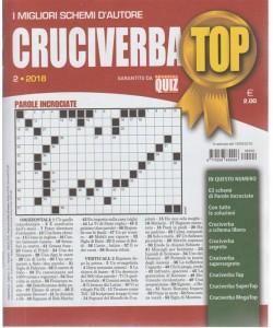 Cruciverba Top n. 2 - 18/5/2018 - trimestrale