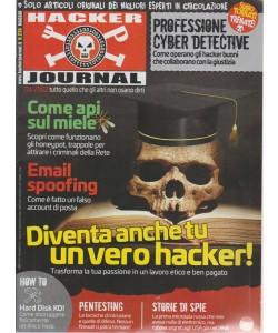 Hacker Journal - n. 220 - maggio 2018 - mensile