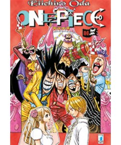 Manga: ONE PIECE #86 - Star Comics collezione Young 288