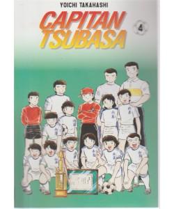 Yoichi Takahashi . Capitan Tsubasa n. 4 - settimanale -. I quaderni della Gazzetta dello Sport