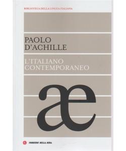 Biblioteca Della Lingua italiana - Paolo D'Achille. L'Italiano contemporaneo n. 35 - settimanale