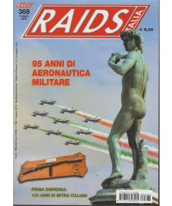 Raids - N. 368 -maggio 2018 - mensile