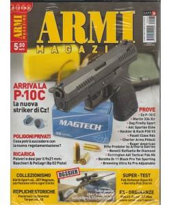 Armi Magazine - mensile n. 6 Giugno 2018 Arriva la P-10Cla nuova striker di CZ!