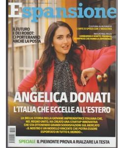 Espansione - mensile n. 1 Gennaio 2018 - Angelica Donati