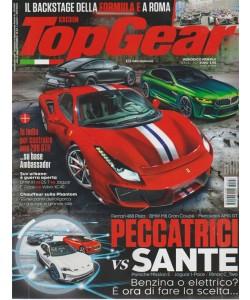 BBC Top Gear n. 127 - periodico mensile - giugno 2018