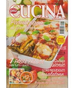 Piu' Cucina - n. 105 - giugno - luglio 2018 - bimestrale