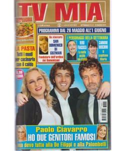 Tv  mia. n. 21 - settimanale - 29 maggio 2018