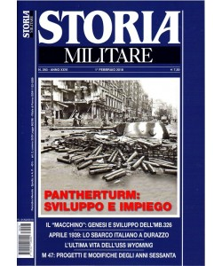 Storia Militare - mensile n. 293 Febbraio 2018 Pantherturm: sviluppo e impiego