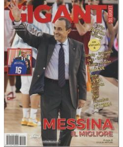 Giganti del Basket - trimestrale n. 4 Febbraio 2018 Messina il Migliore
