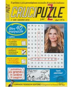 Crucipuzzle - n. 528 - giugno 2018 - mensile
