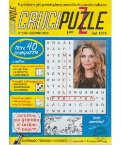 Abbonamento Crucipuzzle (cartaceo  mensile)