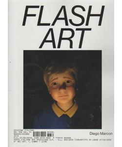 Flash Art - Diego Marcon n. 339 - vol. 51 - maggio - giugno 2018