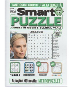 Smart Puzzle -  n. 11 - giugno 2018 - mensile
