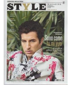 Style magazine -  Mensile - n. 6 - giugno 2018