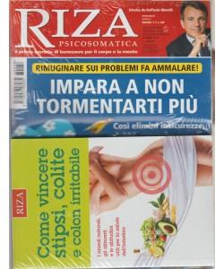 Riza Psicosomatica - mensile n. 448 Giugno 2018+ Come vincere stipsi, colite e...