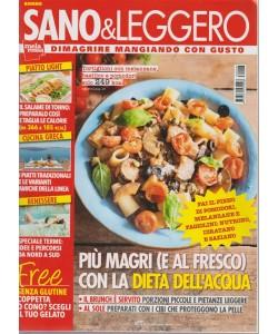 Sano & Leggero - n. 6 - giugno 2018 - mensile