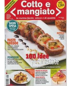 Cotto E Mangiato magazine n. 6 - giugno 2018 - mensile -
