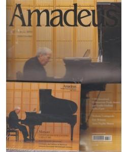 Amadeus - mensile n. 339 Febbraio 2018 + CD Aldo Ciccolini