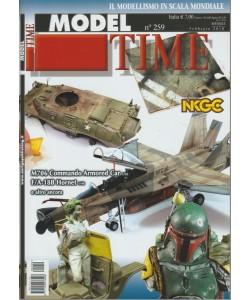 Model Time - mensile n. 259 Febbraio 2018 Modellismo in scala mondiale