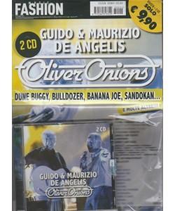 Doppio CD - Guido & Maurizio De Angelis (Oliver Onions) - brani nella scansione