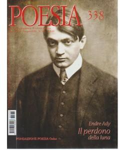Poesia - n. 338 - giugno 2018 - mensile