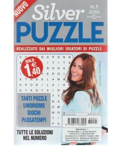 Silver Puzzle - n. 1 - periodico bimestrale - giugno - luglio 2018