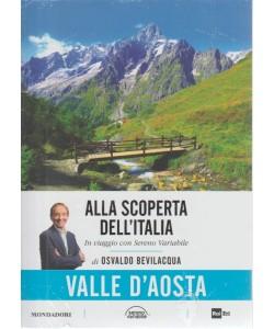 Alla Scoperta Dell'italia - Vol.11-Valle D'aosta  - settimanale