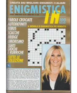 Enigmistica In - Eleonora Daniele - n. 373 - mensile - luglio 2018