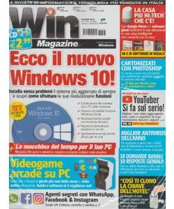 Win Magazine - mensile n. 6(246) giugno 2018 - versione Base con CD