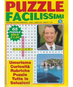 Puzzle Facilissimi