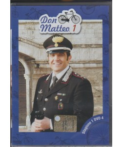 4° DVD - Don Matteo: stagione 1 - Therence Hill